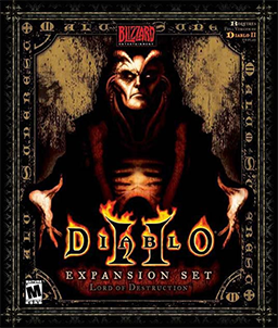 Diablo II: Lords Of Destruction Expansion Box Art