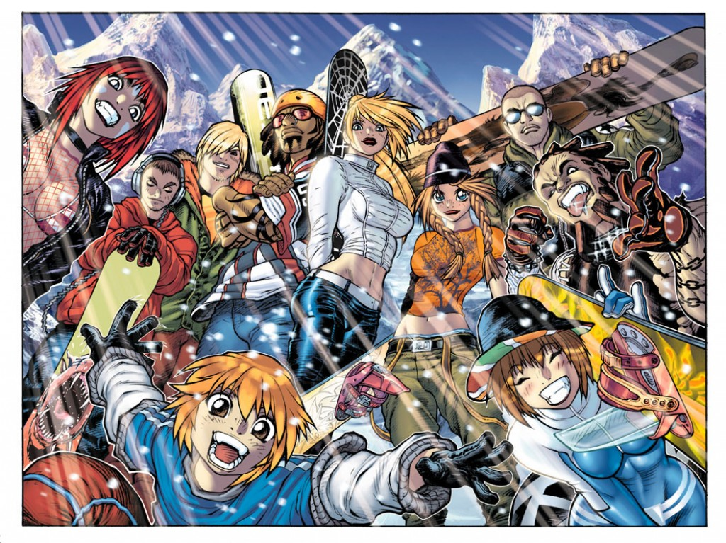 SSX Group Pictures
