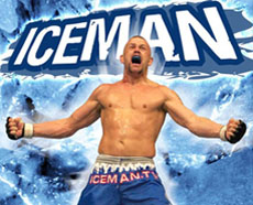 Iceman - Chuck Liddell