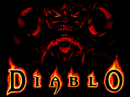 Original Diablo Cover Art