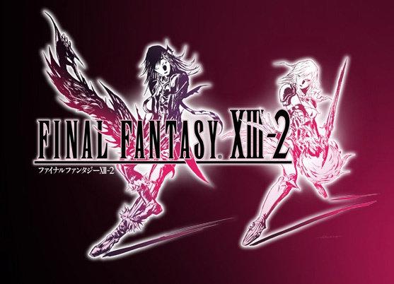 Logo For Final Fantasy XII-2