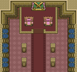Throne Room - A Link To The Past
