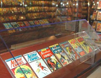 Most valuable comic book collection ever
