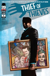 Thief Of Thieves 1 Second Print Cover