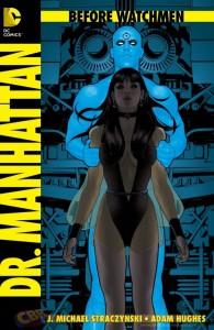 before watchmen - Dr. Manhattan and Silk Spectre
