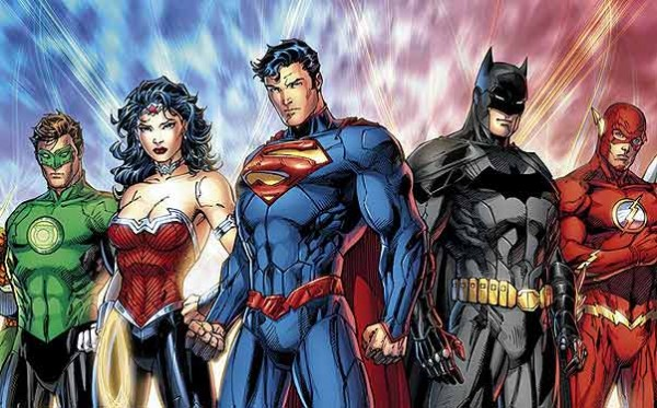 New 52 - Justice League
