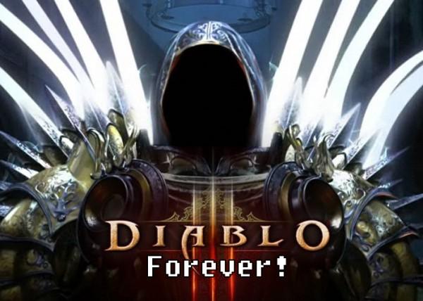 Diablo III Forever