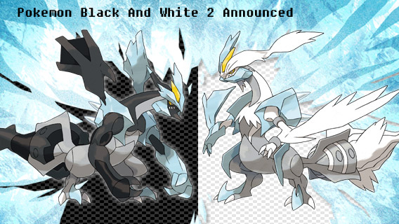 Pokemon Black/White 2