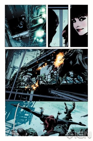 Winter Soldier 1 - Preview