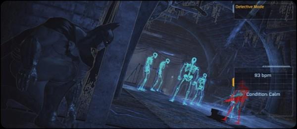 Batman - Detective Vision