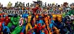Friday Five: Avengers Assemble