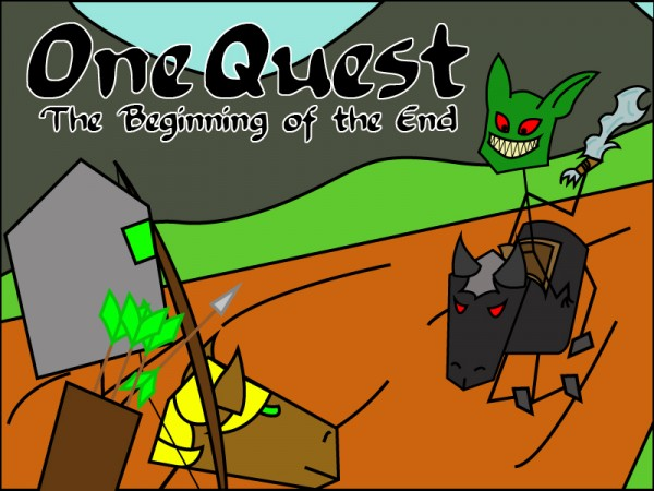 First One-Quest Game Demo!