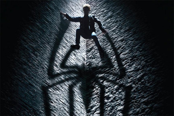 New Amazing Spider-Man Trailer!
