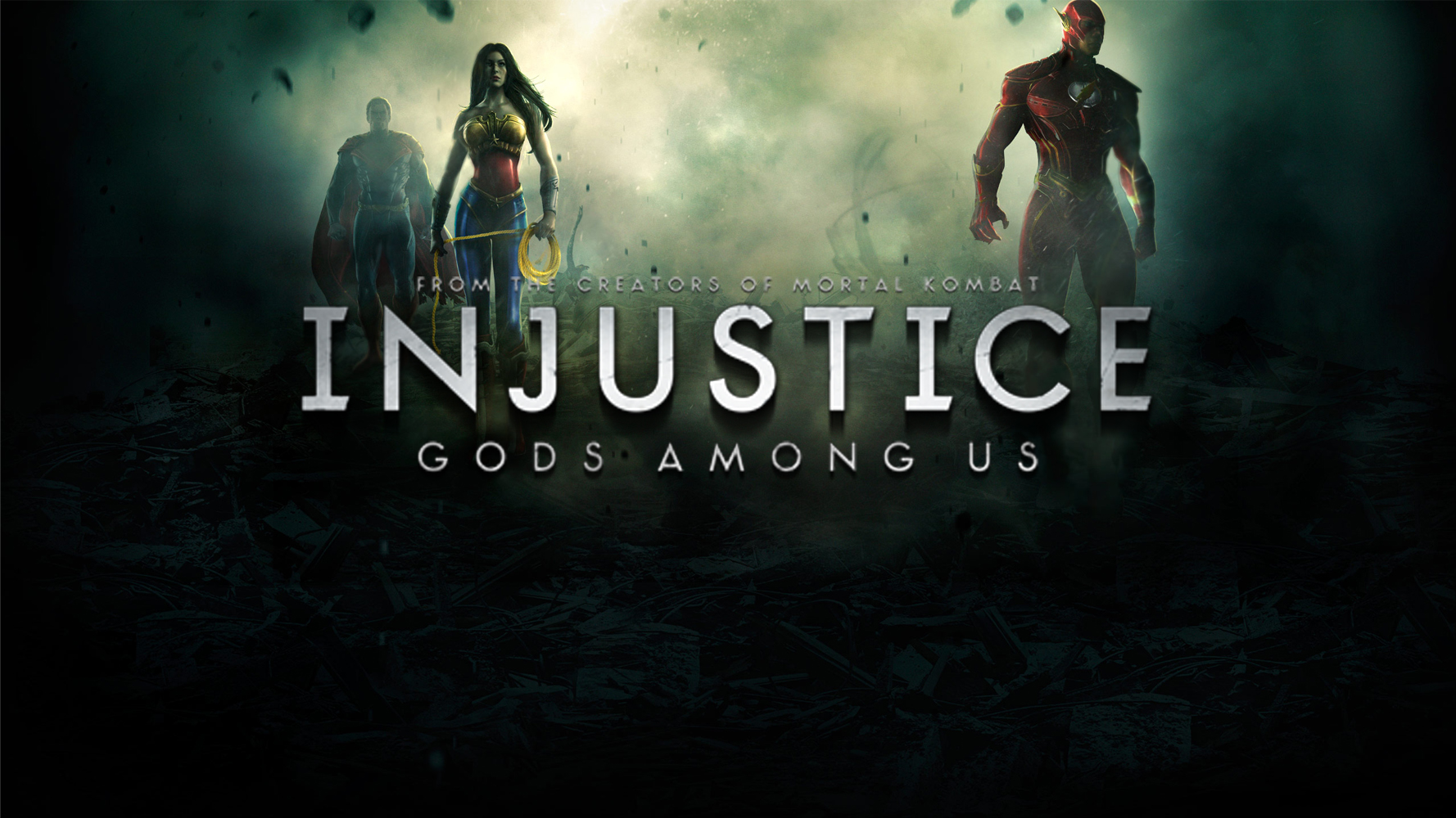 Injustice: Gods Among Us – Review