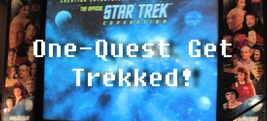 One-Quest Gets Trekked