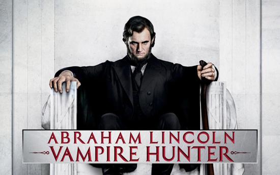 Review – Abraham Lincoln Vampire Hunter