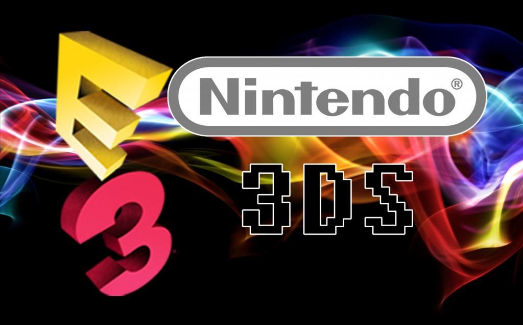 E3 Nintendo 3DS Liveblog