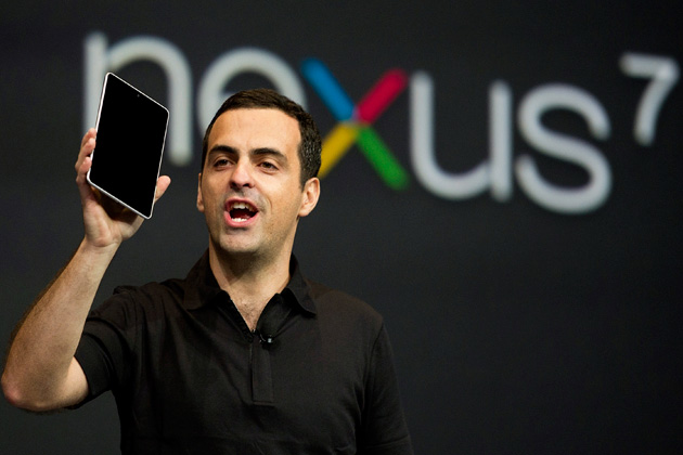 Google Nexus 7 Tablet Announced!