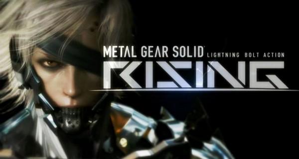 Metal Gear Rising…rises?