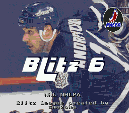 Blitz Season 6 Intro Screen