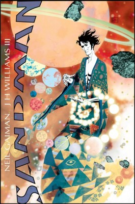 Neil Gaiman returns to Sandman