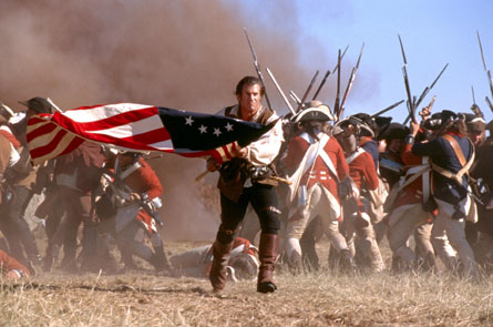 patriot movie mel gibson