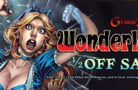 Zenescope&#039;s Wonderland Half Off Sale