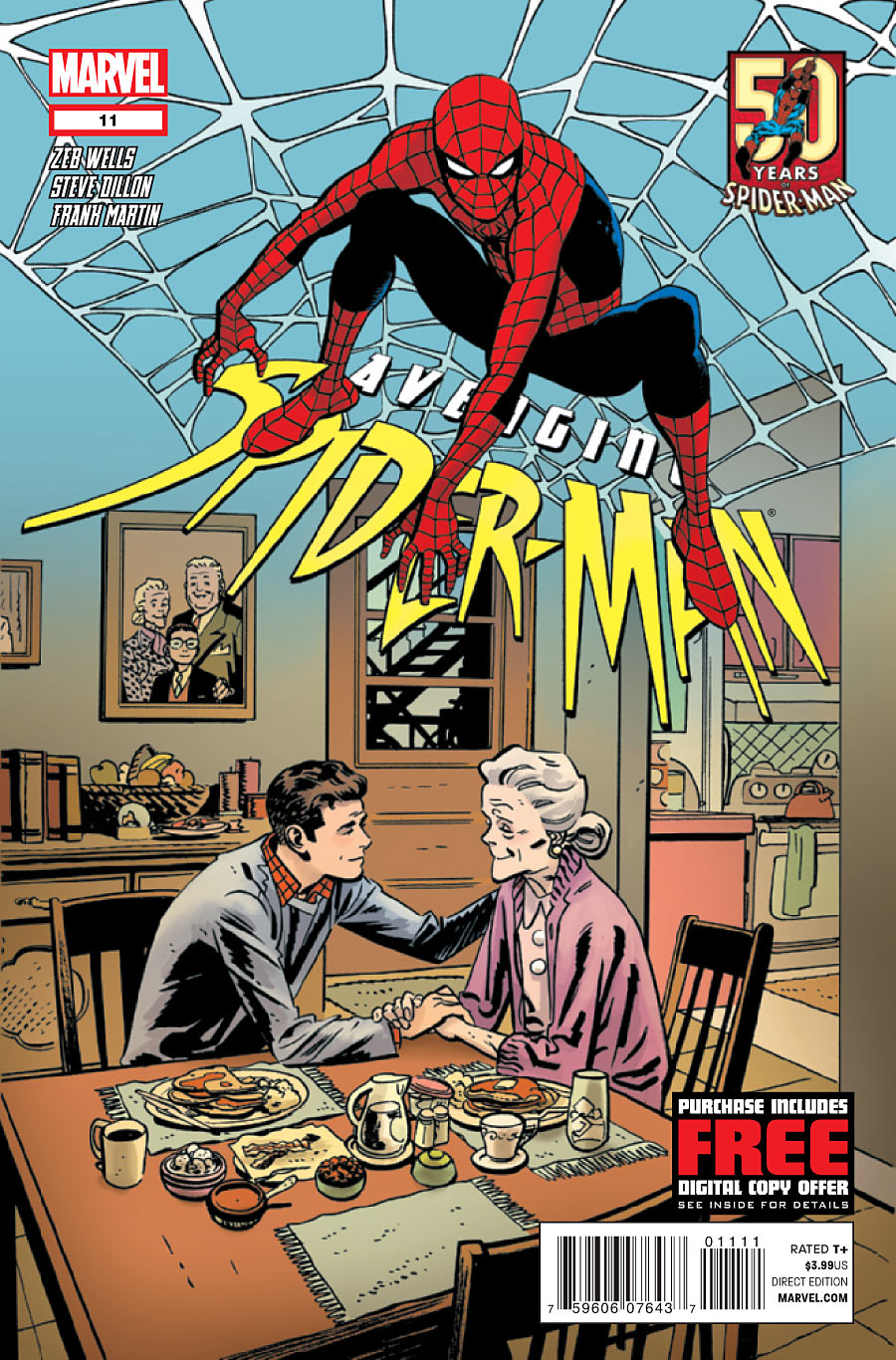 Avenging Spider-Man Issue 11
