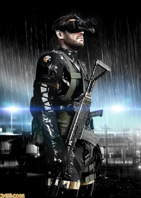 Metal Gear Solid Ground Zero screenshot