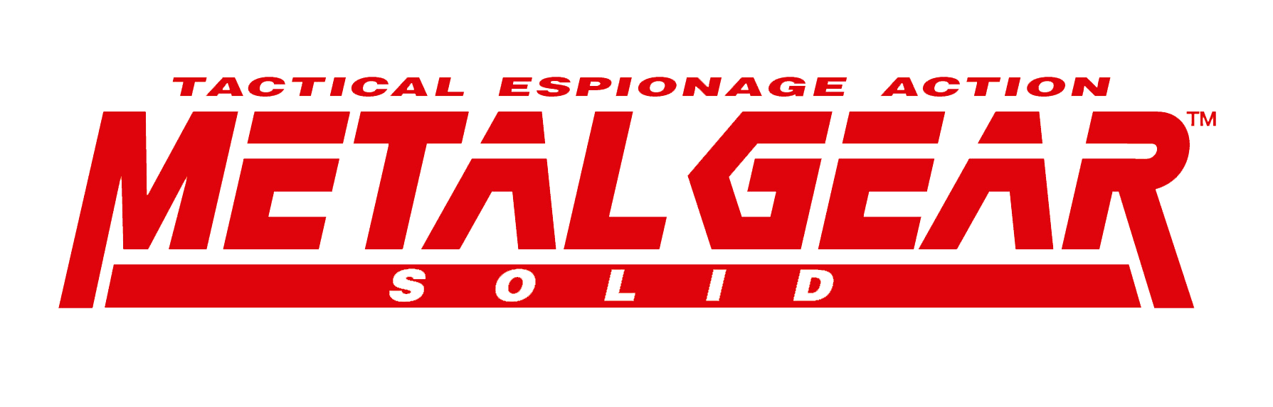 The logo of Metal Gear Solid