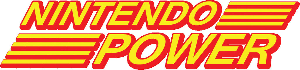 The Logo for Nintendo Power Magazine