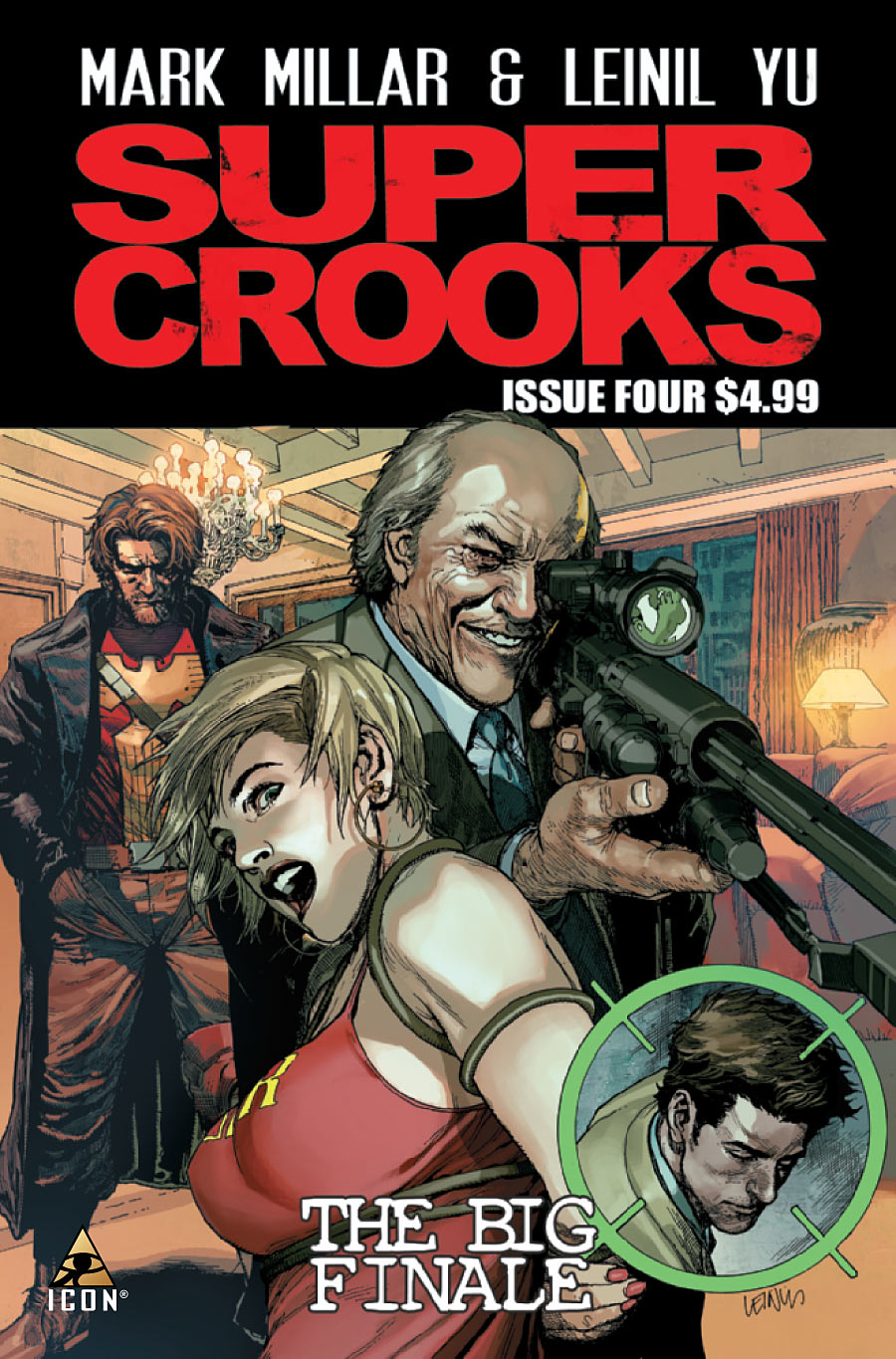 Super Crooks Number 4