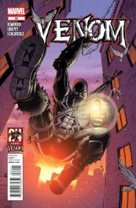 Cover from issue 22 of Venom