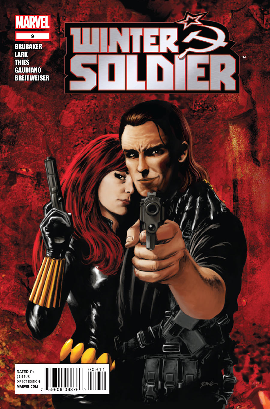 Cover Winter Soldier 9