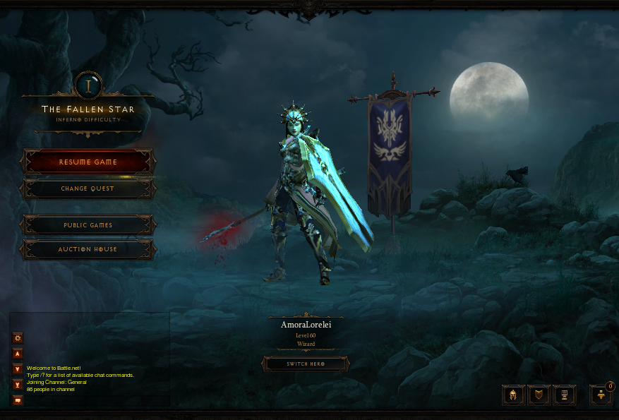 best build for a wizard in diablo 3