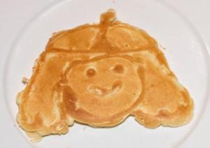 Princess Bubblegum Pancake