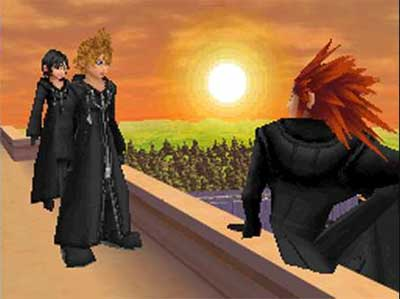 Kingdom Hearts 358 2 Days Cutscene
