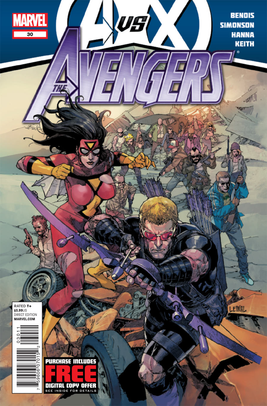 The Avengers issue 30
