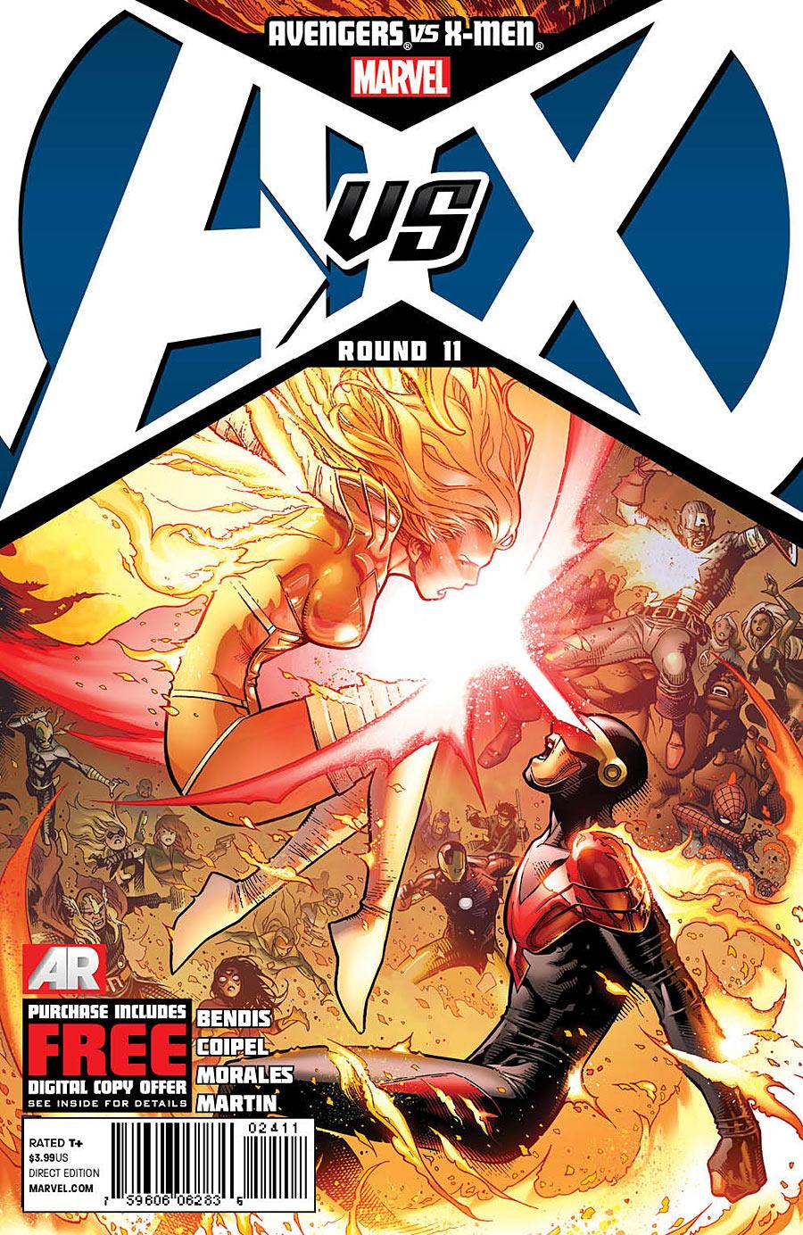 Avengers Vs. X-Men 11