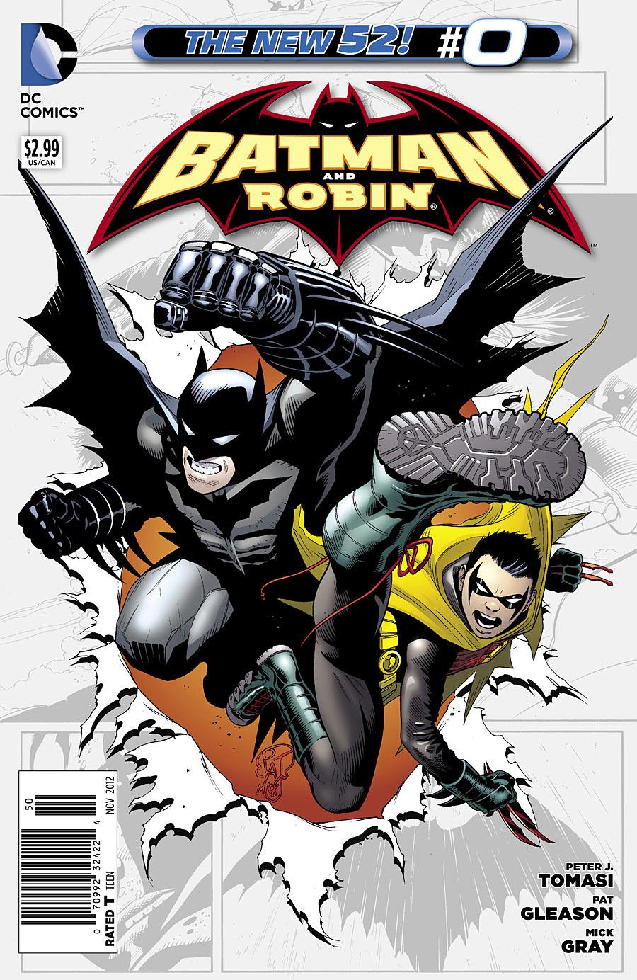 Batman and Robin 0
