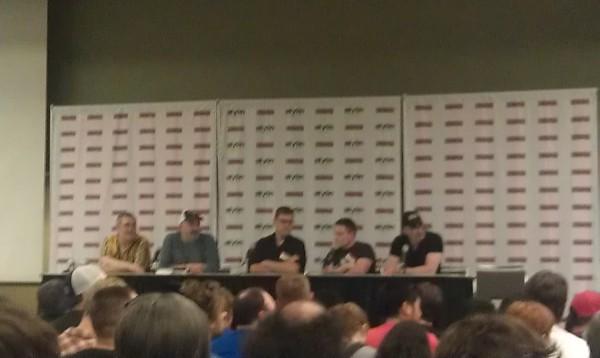 DC Panel Lineup