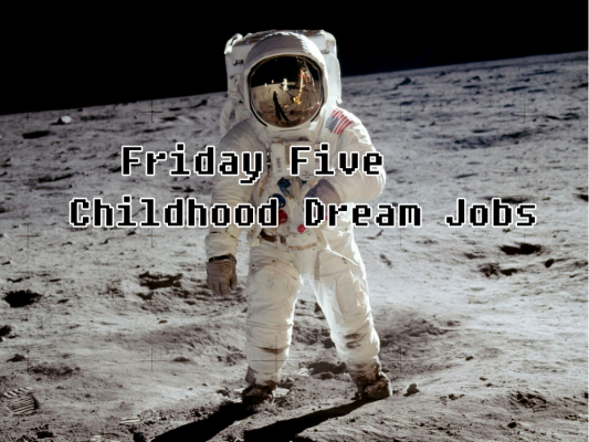 Friday Five Jobs
