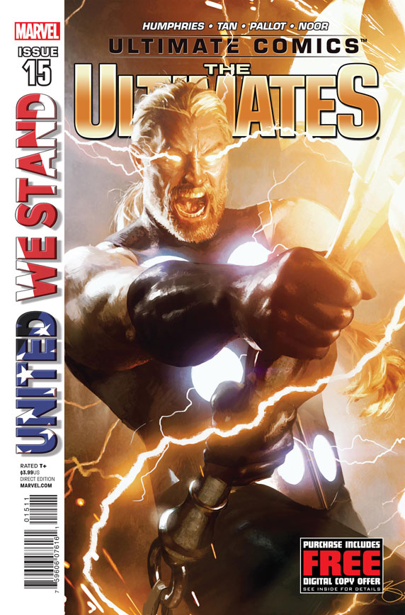 Ultimate Comics The Ultimates issue 15