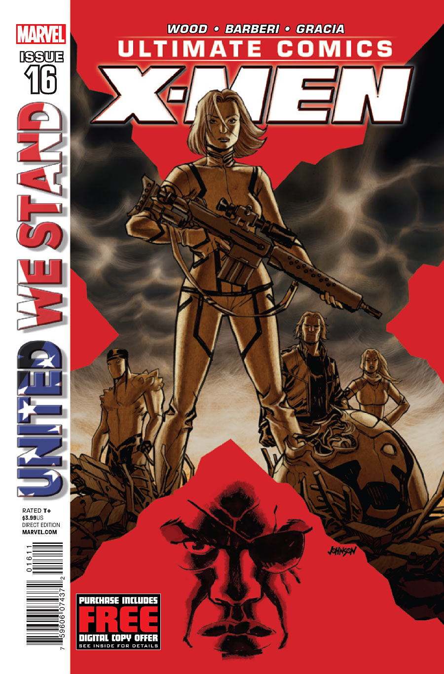 Ultimate Comics X-Men issue 16