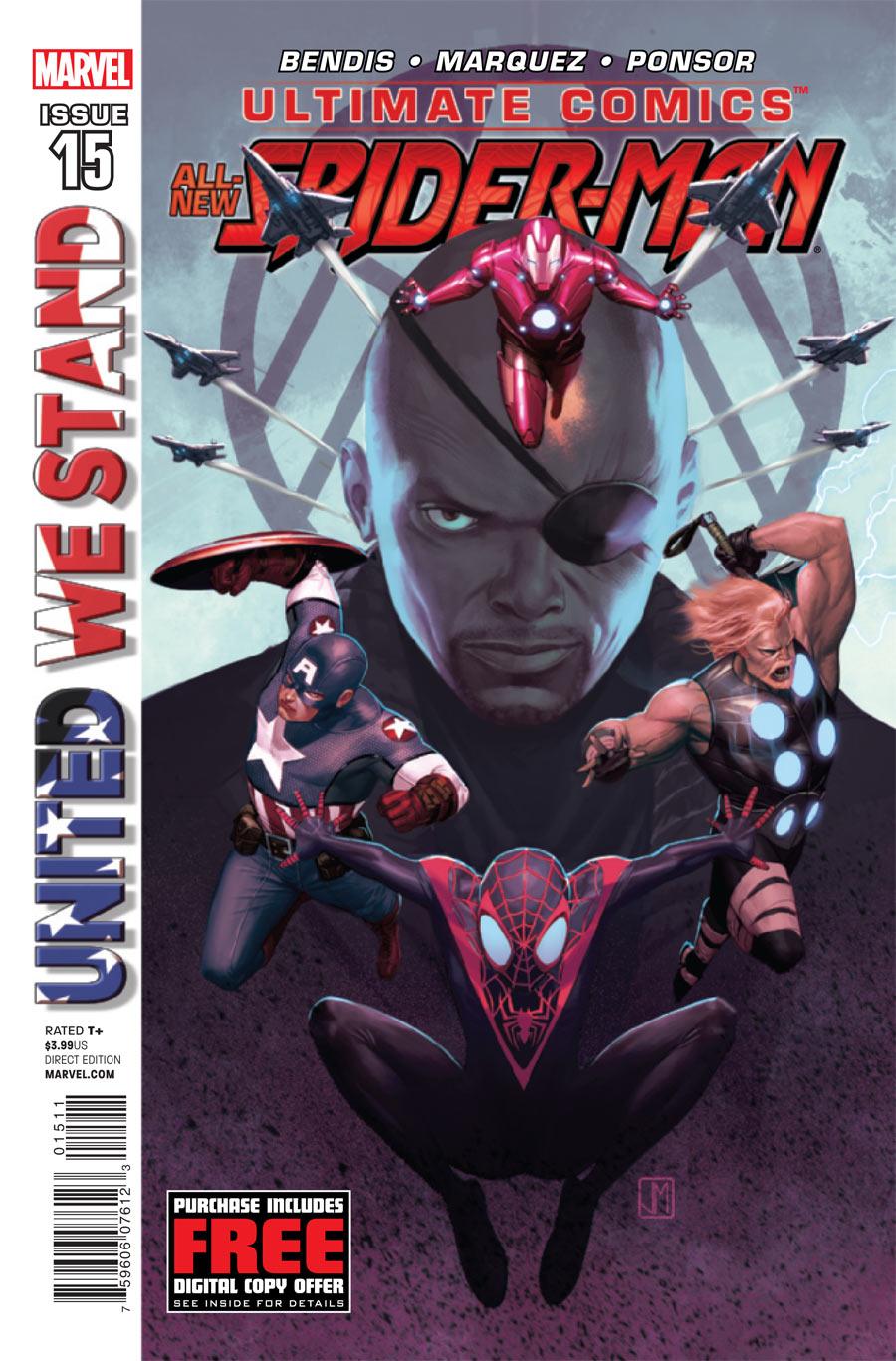 Ultimate Comics Spider-Man 15