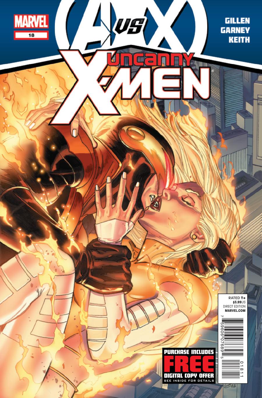 Ucanny X-Men 18