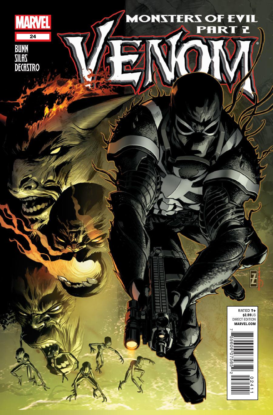 Venom Issue 24