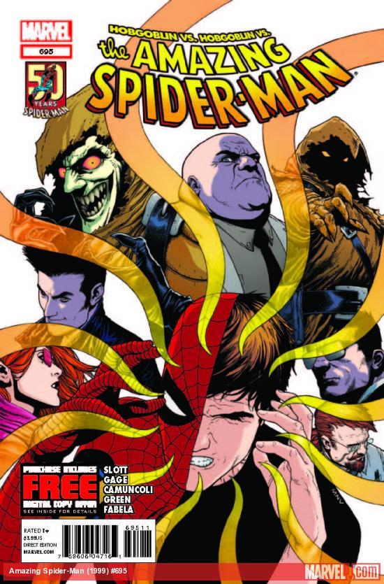 Amazing Spider-Man 695