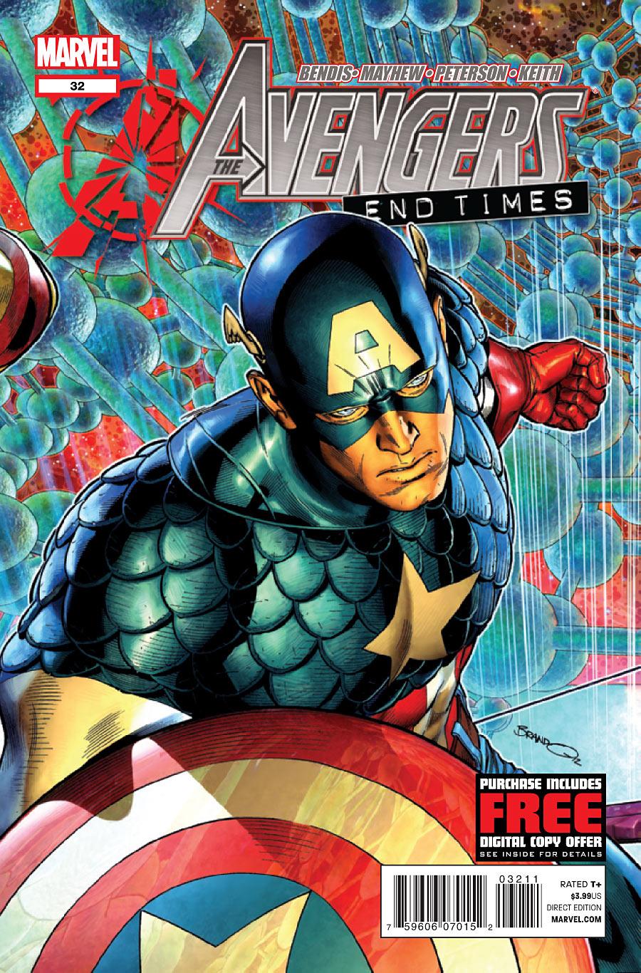 The Avengers 32