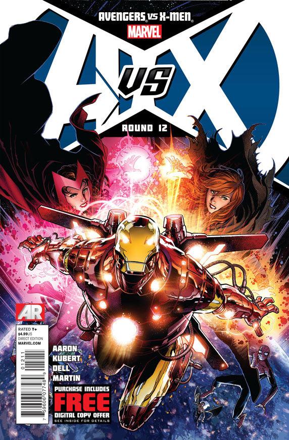 Avengers Vs. X-Men 12